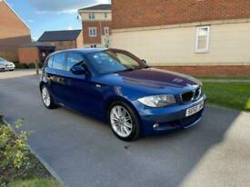 image for 2010 BMW 1 Series 2.0 118d M Sport 5dr Hatchback Diesel Manual