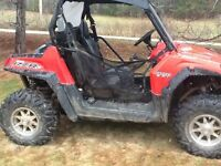 Rzr 800s like new