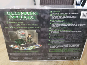 Matrix Ultimate DVD collection