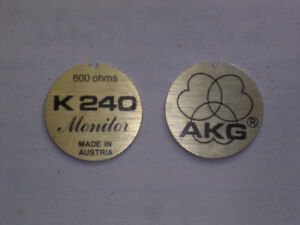 OLDER AKG HEADPHONES