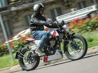 FB Mondial HPS 125cc Modern Classic Retro Cafe Racer Motorcycle