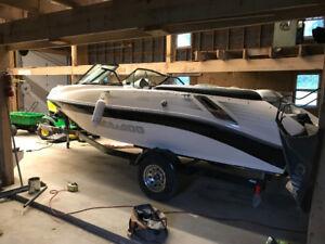Seadoo boat forsale