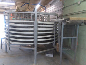 Spiral Conveyor For Sale London Ontario image 1
