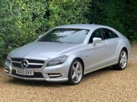 2013 Mercedes-Benz CLS250 CDI CLS250 CDI BLUEEFFICIENCY SPORT Auto Coupe Diesel
