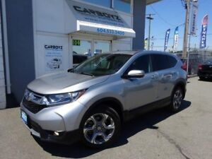 2017 Honda CR-V EX AWD, Sunroof, Heated Seats, B/U Camera