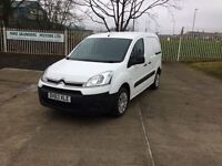 Citreon Berlingo 1.6HDi **63plate 49k 12 months MOT**