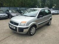 2006 06 FORD FUSION 1.4 STYLE CLIMATE 5D 68 BHP DIESEL