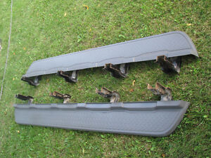 Chevrolet Chevy OEM Avalanche Stock Running Board Set