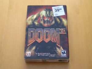 Doom 3  PC Computer Game