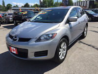 2008 MAZDA CX-7 AWD SPORT SUV...LOW KMS...MINT COND. City of Toronto Toronto (GTA) Preview