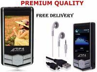 NEW BLACK 32GB MP3 4TH GENERATION MUSIC MEDIA PLAYER LCD SCREEN FM