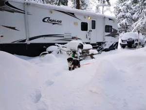 Iso Rv site with full hook ups