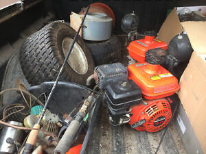 Truck load mixed items
