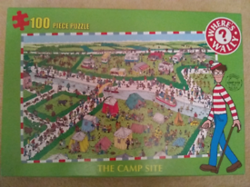 'Where's Wally' Puzzle