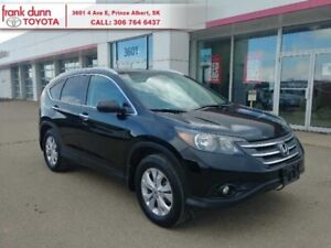 2014 Honda CR-V Touring  - Navigation -  Leather Seats - $187.05