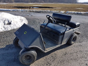 EZ-GO Marathon Electric Golf Cart