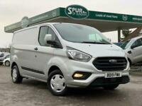 2019 Ford Transit Custom 2.0 300 TREND P/V L1 H1 129 BHP PANEL VAN Diesel Manual