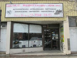 Alternateurs et Démarreurs M.C. Redistribution inc