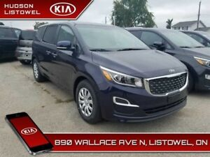 2019 Kia Sedona L  -  Bluetooth