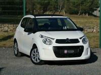 2015 Citroen C1 PureTech Feel Convertible Petrol Manual