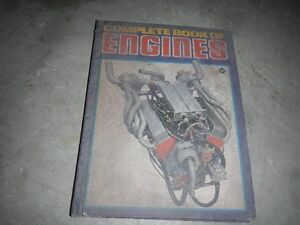 The complete book of engines Peterborough Peterborough Area image 1