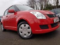 SUZUKI SWIFT++1 FAMILY OWNER++FULL SUZUKI MAIN DEALER HISTORY++