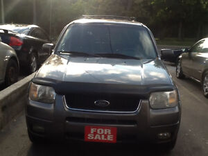 2004 Ford Escape Limited SUV, Crossover AWD