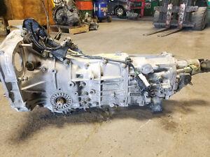 Transmission AWD Subaru Forester Turbo 4.444 JDM Ej20 EJ205