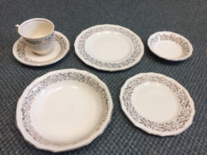 Vintage China Dining Set - Alfred Meakin (England)