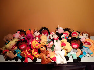 Hand Puppets Galore!!