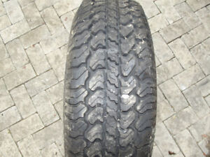 Never Mounted MICHELIN P235/75R15 LTX A/T (1 Tire Only)