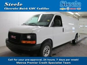2015 GMC SAVANA 2500 Long Wheel Base