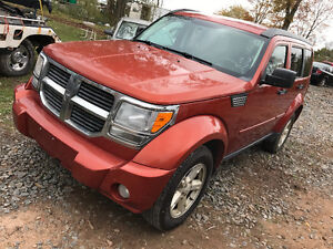2007 DODGE NITRO 4x4  AUTO,LOADED 2995$@902-293-6969