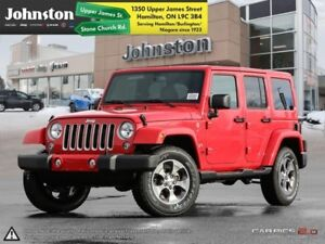 2018 Jeep Wrangler Unlimited Sahara 4x4  - Navigation - $138.82