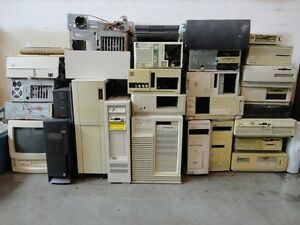 Wanted old broken scrap computers servers parts etc