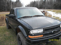 Need Gone ASAP - 1999 Chevrolet Other black Other