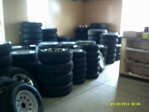 ALL SIZES OF TRAILER RIMS AND TIRES AVAILABLE! London Ontario image 2