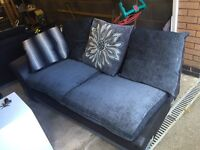 L shaped sofa really good condition