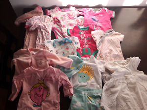 Vêtements New Born pour fille