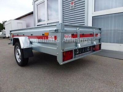 PKW-Anhänger 263 x1 25 x 35 750kg NEU Transportanhänger
