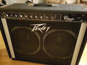 Peavey Classic VTX (65 watts a tubes!!!)