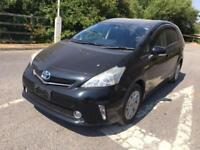 Toyota Prius Plus/Prius Alpha/Prius+ Hybrid 1.8 2013(13)7 SEATS (BIMTA)