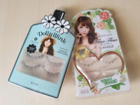 Brand New Dolly Wink Lash & Spicy Doll Lower Lash Made in Japan