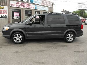 2008 MONTANA EXTENDED VAN  DVD  LOADED  LOW KMS  COME DRIVE  !!