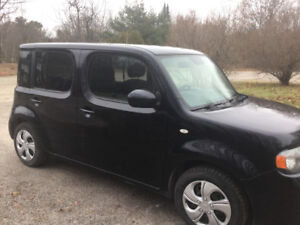 2010 Nissan Cube, ready for safety, $4400 firm