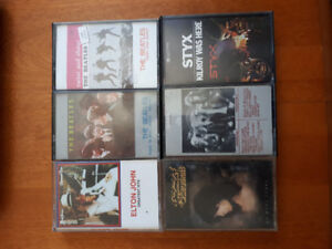 Mixed Music Cassettes (6)
