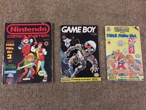 Nintendo Comics