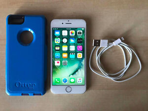 Mint condition iPhone 6 Silver - 16GB - Fido