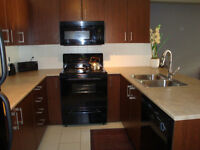 Avail June 1, Modern Furnished Condo, 1 min hwy 1,Incl Cleaning!