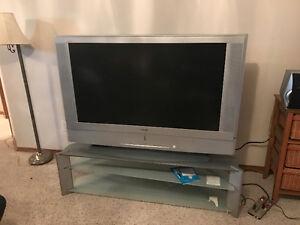 "Sony Wega 50"" Rear Projection TV with stand"
